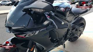 4. 2018 Yamaha R1 | Akrapovic 3/4 System