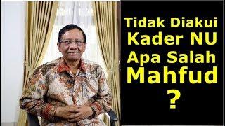 Video Anggap Mahfud MD Bukan Kader, Saatnya NU Kembali ke Kittah MP3, 3GP, MP4, WEBM, AVI, FLV Agustus 2018