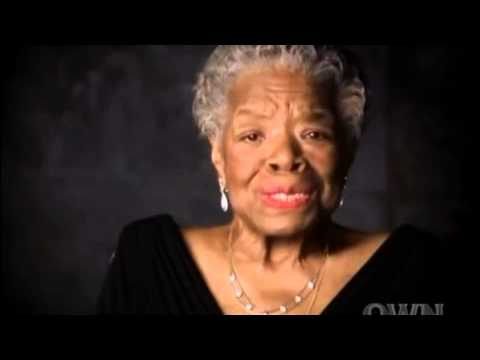 Dr. Maya Angelou - Just Do Right