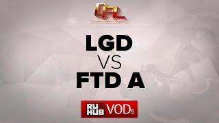 LGD.cn vs FTD, game 2