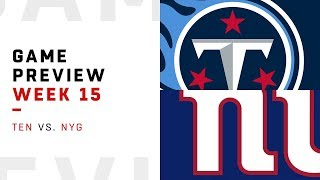 Nonton Tennessee Titans Vs  New York Giants   Week 15 Game Preview   Move The Sticks Film Subtitle Indonesia Streaming Movie Download