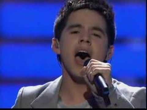 American Idol 7 -David Archuleta - Top 2 - All 3 Songs