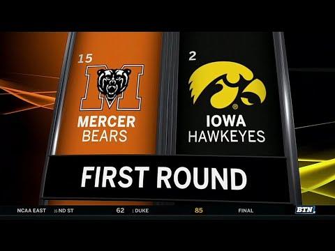 Highlights: Iowa, Michigan, Indiana Collect Wins | 2019 NCAA Women's Tournament