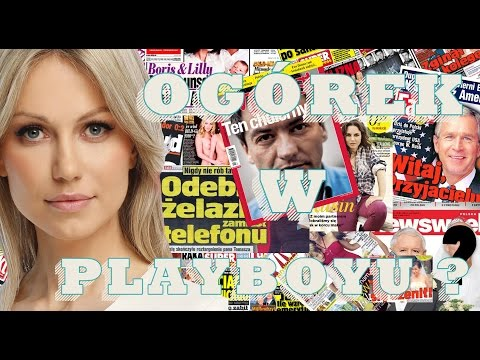 "Magdalena Ogórek w ""Playboyu""?"