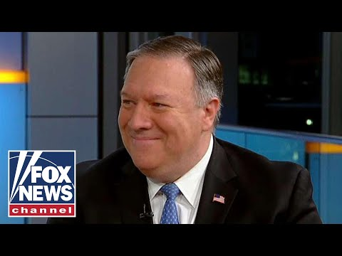 'Fox & Friends' interviews Mike Pompeo