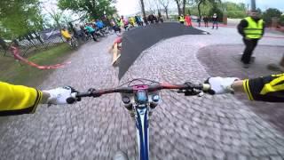 POV DownTown Przemysl 2015 Gopro hero 4