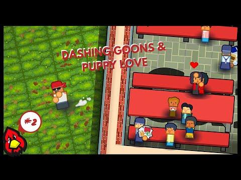 Academia: School Simulator Gameplay Ep 2 [Season 1][July 2020] - Dashing Goons & Puppy Love