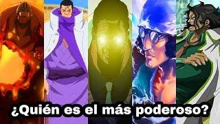 Download Video La Historia Completa de Los ALMIRANTES - ONE PIECE (secretos y curiosidades) MP3 3GP MP4
