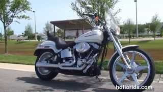 9. Used 2004 Harley Davidson Softail Deuce Motorcycles for sale Pensacola