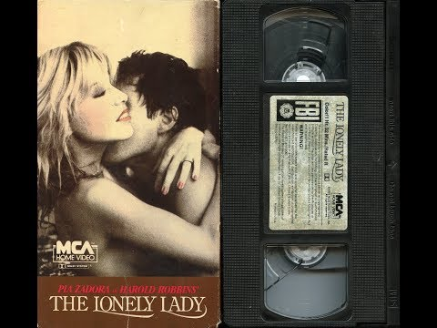 Opening to The Lonely Lady 1983 VHS [True HQ]