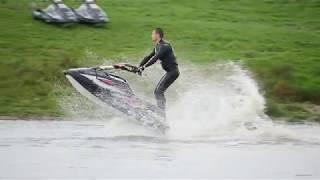 4. Jetski Freestyle - Yamaha Superjet Sprung Monkey - Slow Motion - DJR Ltd Dan Rowan