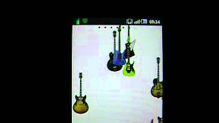 Guitar Live Wallpaper YouTube video