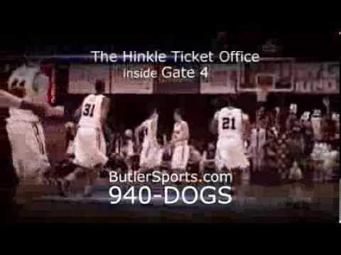 Butler Basketball Season Ticket Promotion