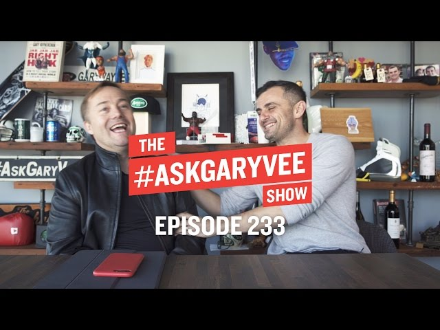 #AskGaryVee Search Engine - Episode 233: Jason Calacanis, How to Monetize Your Personal Brand & Future Of Employment