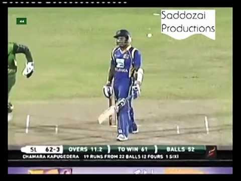 RCB v NSW Blues, CLT20 Semi Final, 2011 - Highlights