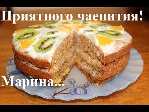 рецепты бисквитов в муль тортов в домашних условиях с фото