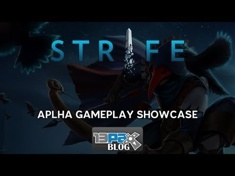 PAX Video Blog 1 — Alpha Gameplay Showcase
