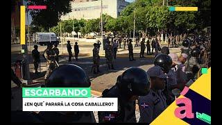Diferencias Danilistas/Leonelistas toma matices preocupantes luego de incidentes frente al Congreso