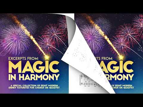 Magic In Harmony ScorePlay Preview Video