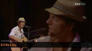 Jason Mraz - Life is Wonderful - Lyrics