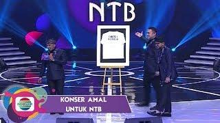 Video SUBHANALLAH!!Kaos Jonatan Christie Terlelang 400 Juta Rupiah I Konser Amal Untuk NTB MP3, 3GP, MP4, WEBM, AVI, FLV November 2018