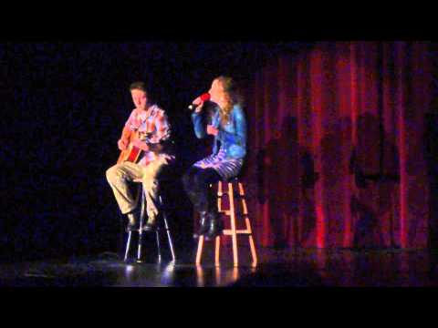 Hallelujah - Hudson High Diversity Day 2013 / McKenna Selissen & Cavan Denning