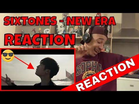 SixTONES - NEW ERA (Music Video) - [YouTube Ver.] 外人リアクション