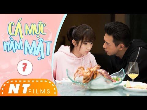 Phim Ngôn Tình 2019 | Cá Mực Hầm Mật - Tập 7 | Dương Tử, Lý Hiện, Hồ Nhất Thiên | NT Films - Thời lượng: 44:09.