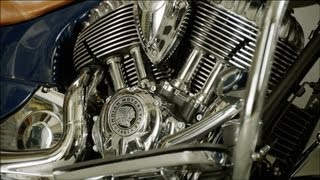 9. The Heart of the New Indian Motorcycle®: The Thunder Stroke™ 111