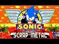 Sonic Scrap Metal | Pedal to the Metal! (Sonic Fan Games)