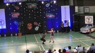 Nehle Doerr & Andreas Hagedorn - Via Claudia Cup 2013