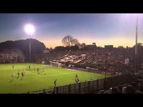 Dep. Moron Vs. San Lorenzo -En Platense- (video 3) - Los Borrachos de Morón - Deportivo Morón