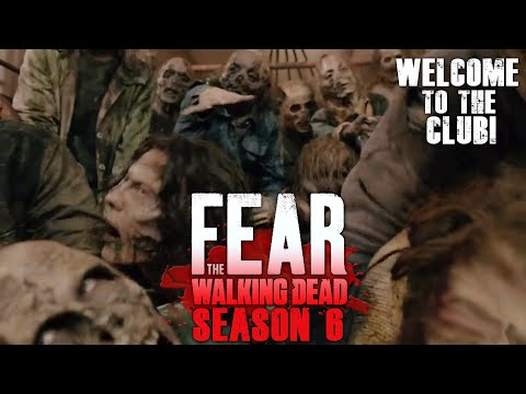 Fear the Walking Dead Season 6 Episode 2 - Welcome to the Club - Video Review