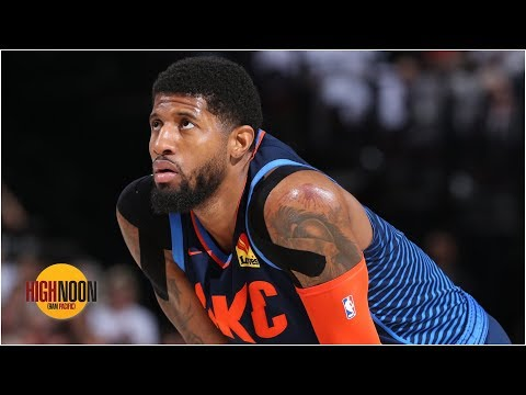 Video: Should the Raptors have traded for Paul George if it meant keeping Kawhi Leonard? | High Noon