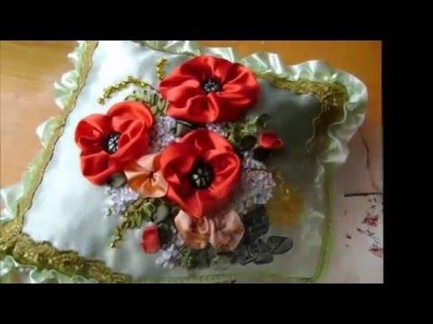 Подушки Декоративные на диван видео
