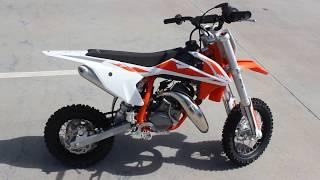 2. 2019 KTM 50 SX