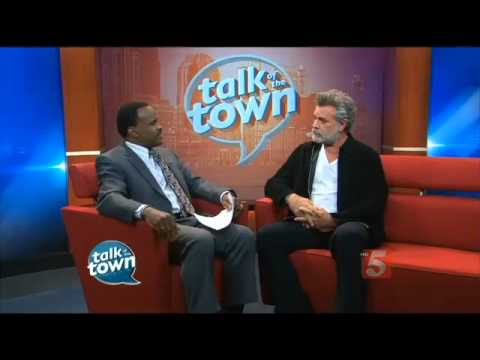 Talk of the Town Celebrities: Ray Liotta Previews 'The Identical'