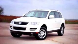 2009 VW Touareg TDI Diesel V6 Review - FLDetours