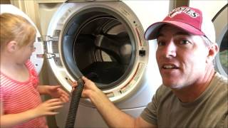 Just a quick video on how to repair a front load whirlpool duet washer. Save money and avoid having a stranger in your house! hope this helps !!