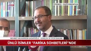 Farika Sohbetleri - Tgrt Haber