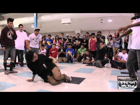 bboy - Have No Fear Crew on Crew Bboy Jam Skills Up vs Beats and Pieces March 23, 2013 Sacramento, CA.