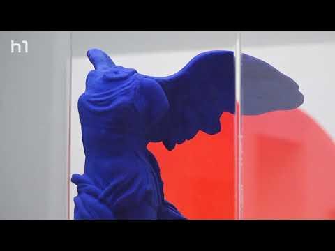 Ausstellung Elementarteile im Sprengel Museum: Was is ...