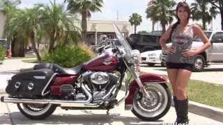 8. Used 2010 Harley Davidson Road King Classic Motorcycles for sale