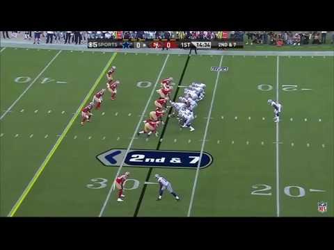 Dallas Cowboys First Half Highlights vs. San Francisco | NFL Preseason Week 1