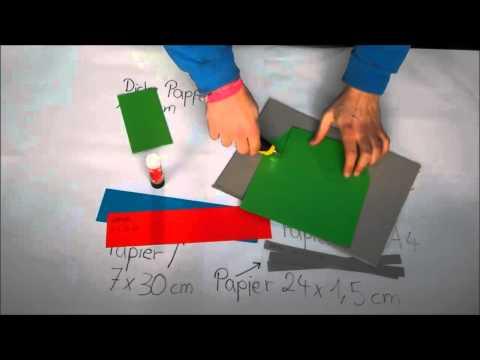 2013 Bastelvideo: Zauber-Klappkarte