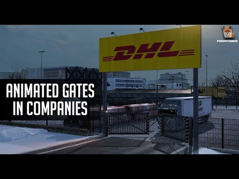 Animated gates in companies v2.5