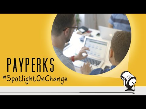 Making Personal Finance Fun and Easy | PayPerks #SpotlightOnChange