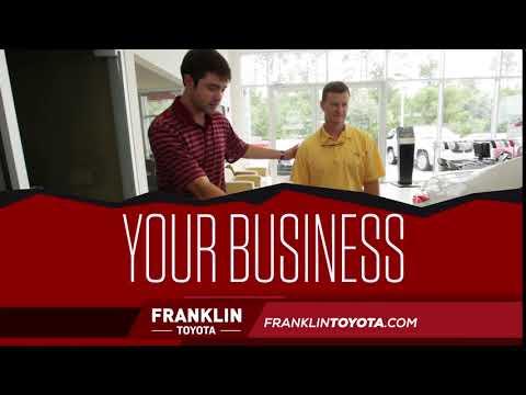 Franklin Toyota - Earn It