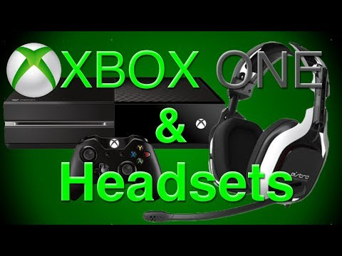 headset set up - How to Hook Up a Gaming Headset to XBOX ONE - Astro A40 - Astro A50 - Turtle Beach - Tritton Please support the video by giving it a