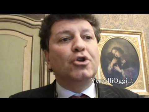 UNIVERSITA' E RICERCA SUL RISO - Ne parlano l'On. Rosso e il Rettore Garbarino